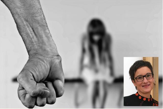 HJÄLP TILL!- Ju tidigare du som kvinna i en våldsutsatt situation får hjälp, desto enklare blir det för henne att komma ur det destruktiva förhållandet som annars kan fortgå i generation efter generation, säger Marie Ekman ordförande för Kvinnohuset Tranan i Skövde.