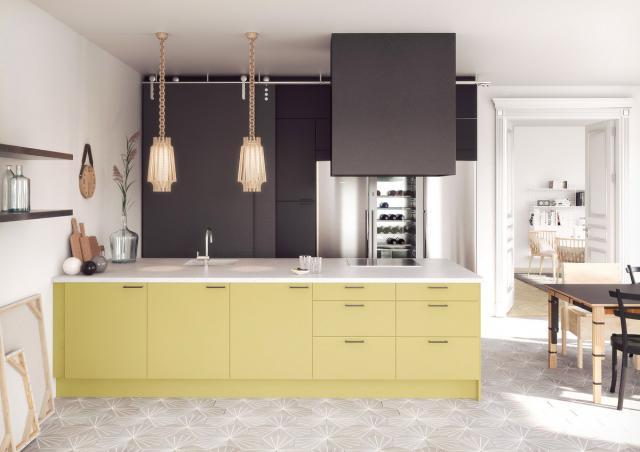 FUNKTIONELLT.Planera in ett smart arbetssätt redan när du ritar ditt nya kök i det digitala planeringsverktyget.