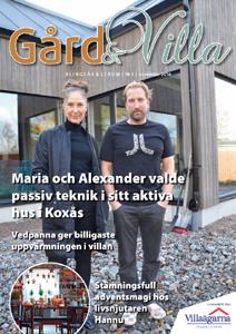 NOVEMBER/Vid Säveån 2016. Klicka på bilden för att läsa hela tidningen.