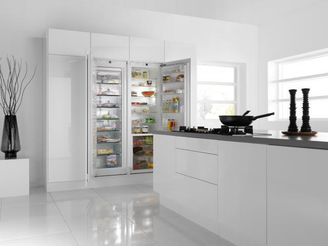 KYLSKÅPSKALLT. Se till att ditt kylskåp håller rätt temperatur. Foto: ATAG.