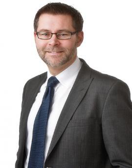 Bjarne Pettersson, ordförande i Villaägarna i Skaraborg.